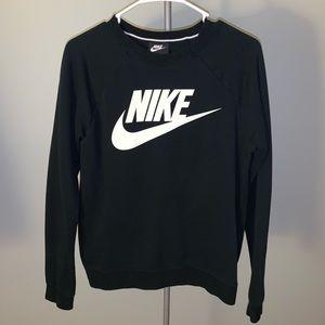 Black Nike Crewneck Sweatshirt!!!